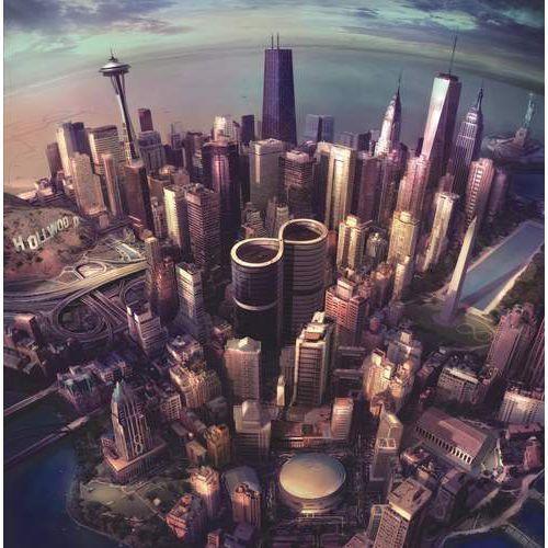 Sonic highways - foo fighters (płyta cd) marki Sony music