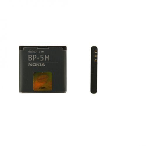 Nokia 5610 XpressMusic / BP-5M 900mAh 3.3Wh Li-Polymer 3.7V (oryginalny) (bateria do telefonu komórkowego)