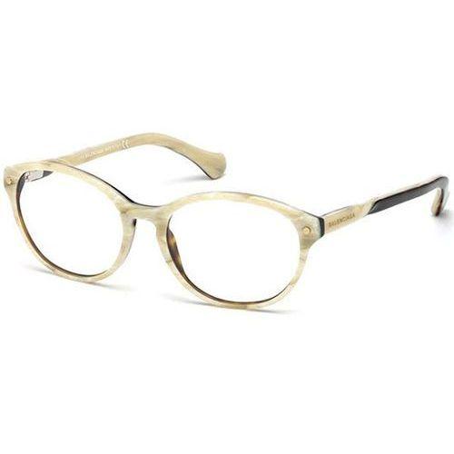 Balenciaga Okulary korekcyjne ba5008 065