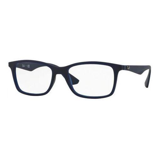 Ray-ban rx 7047 5450 okulary korekcyjne + darmowa dostawa i zwrot (8053672357943)
