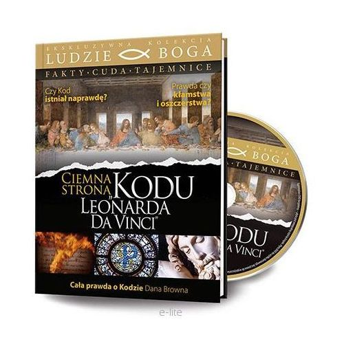 Ciemna strona kodu leonarda da vinci + film dvd marki Praca zbiorowa