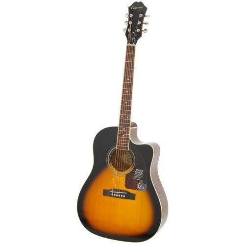 EPIPHONE AJ 220 SCE VS - Gitara elektroakustyczna