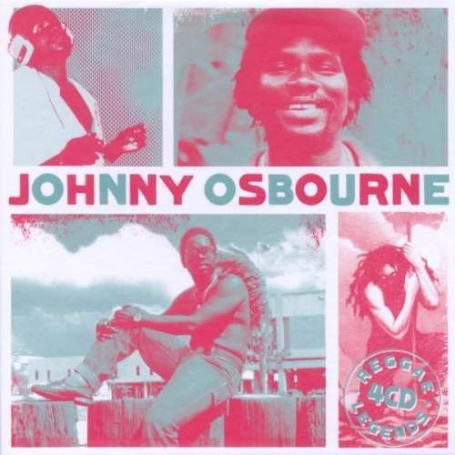 ***deleted*** Reggae Legends - Osbourne, Johnny (Płyta CD) (0601811208021)