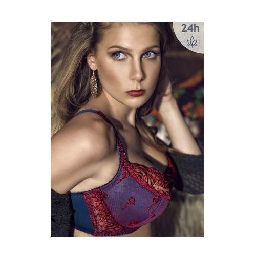 Biustonosz Alice Semi-soft K-24 Granat - produkt dostępny w NeverShy.pl