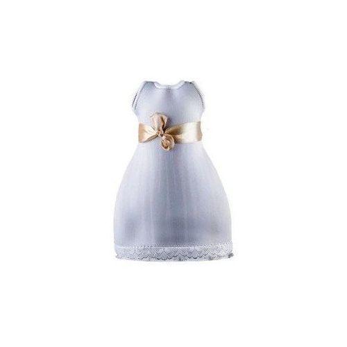 Sukienka na butelkę Biała (5902596556457)