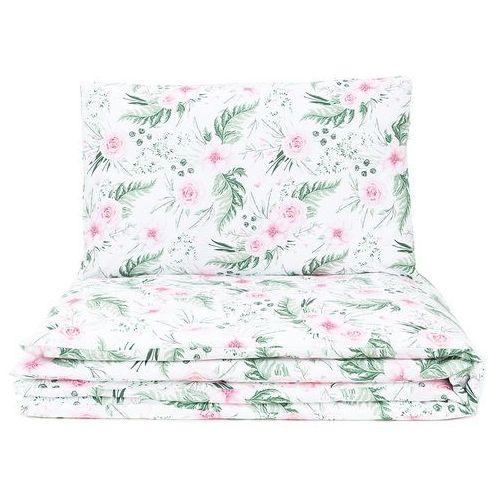 Mamo-tato 2-el pościel dla niemowląt - różany ogród