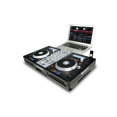 mixdeck express odtwarzacz cd/mp3/usb, cyfrowy kontroler marki Numark