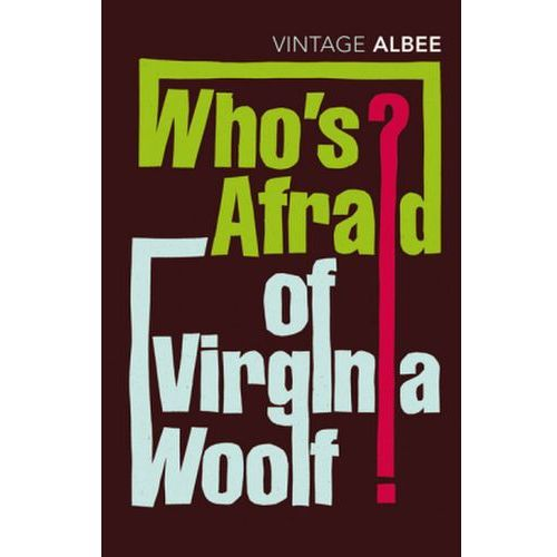 Who's Afraid of Virginia Woolf? (9780099285694)