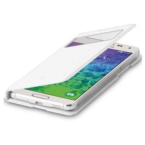 Etui TTEC Flip Case Smart Slim do Samsung Galaxy S5 Mini Biały, kolor biały