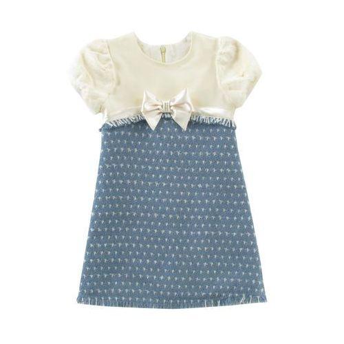 SUKIENK KR RĘK TK/DZ (sukienka dziecięca)
