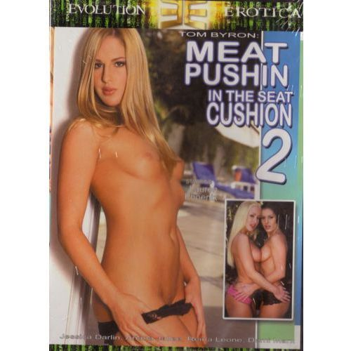 DVD Evolution Erotica. Meat Pushin - In The Seat Cusion 2