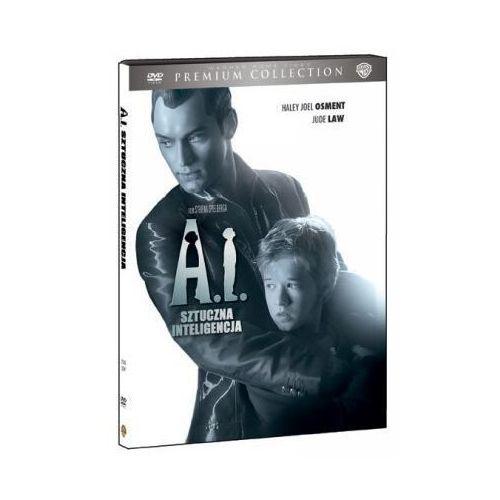 Galapagos films A.i. sztuczna inteligencja premium collection 7321910348130