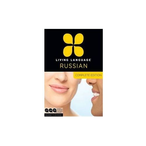 Living Language Russian, Complete Edition (9780307972101)