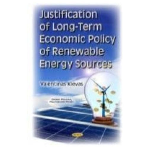 Justification of Long-Term Economic Policy of Renewable Energy Sources