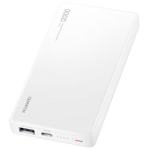 Huawei cp12s supercharge power bank 40w 12.000mah blue powerbank - biały - (6901443281404)