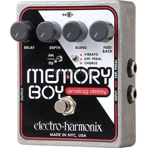 memory boy analog echo/chorus/vibrato marki Electro harmonix