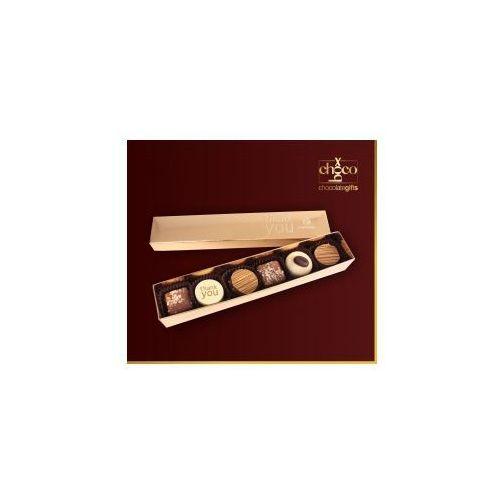 Czekoladki czekoladki dla biznesu 1x6 marki Carmag polska