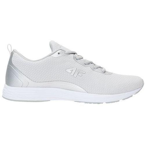 Buty sportowe damskie OBDS301 - średni szary, kolor szary