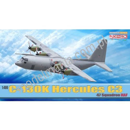 C-130K Hercules C.3, 47 Squadron, RAF Dragon 56279