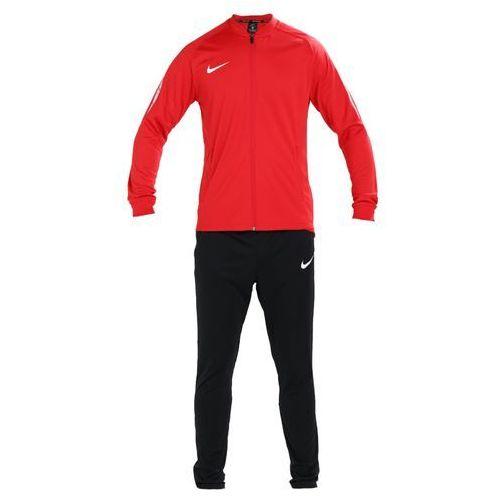 Nike Performance DRY SQAD SET Dres university red/black/white/white, kolor czerwony