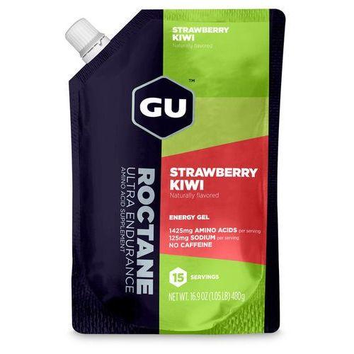 GU Energy Roctane Gel Żywność dla sportowców Strawberry Kiwi 480g 2018 Żele i smoothie