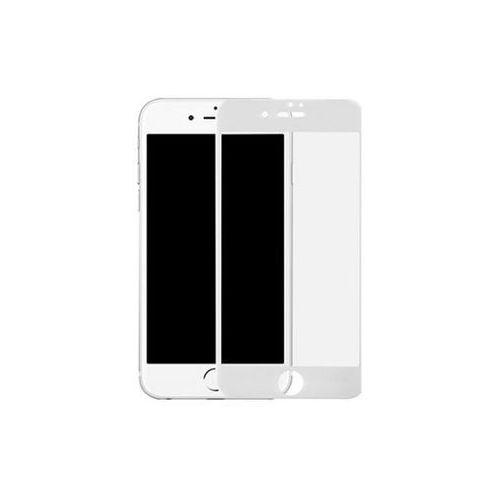 Apple iPhone 7 - szkło hartowane BENKS KR+ PRO 3D - białe, FOAP403BN3DWHT000