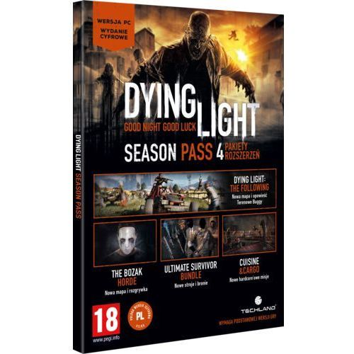 Dying Light Season Pass (PC)