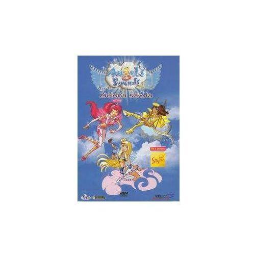 Aniołki i spółka - zielona szkoła dvd (Płyta DVD)