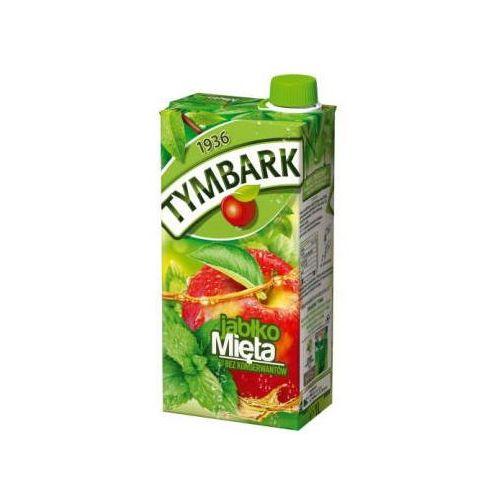 Napój jabłko mięta 1 l marki Tymbark