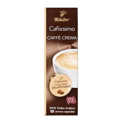 Kapsułka TCHIBO Cafissimo Caffe Crema Decaffeinated 10 szt. (4046234836509)