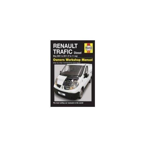 Renault Trafic Van Service and Repair Manual (9780857338877)