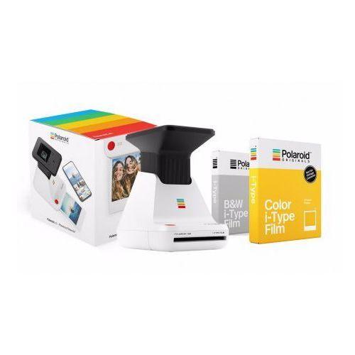 Impossible Polaroid originals aparat polaroid lab + dwa wkłady