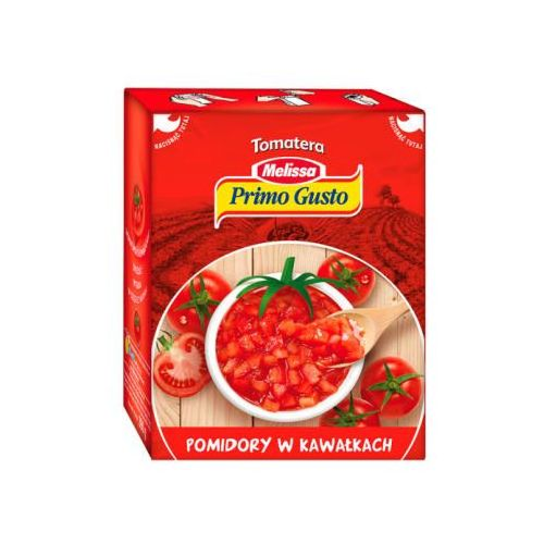 Melissa Pomidory w kawałkach (5201193197965)