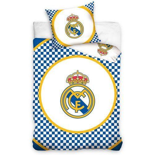 Carbotex, Real Madryt, Komplet pościeli, 160x200 cm - produkt z kategorii- komplety pościeli dla dzieci