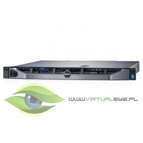 Dell r230 e3-1230v6 8gb 2x1 tb h330 dvdrw 3y