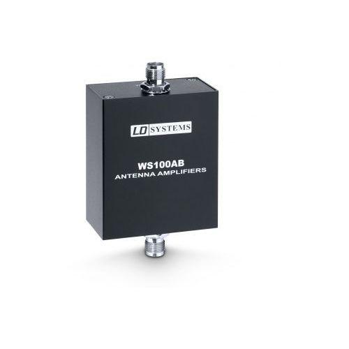 Ld systems ws 100 ab wzmacniacz antenowy (4049521043147)