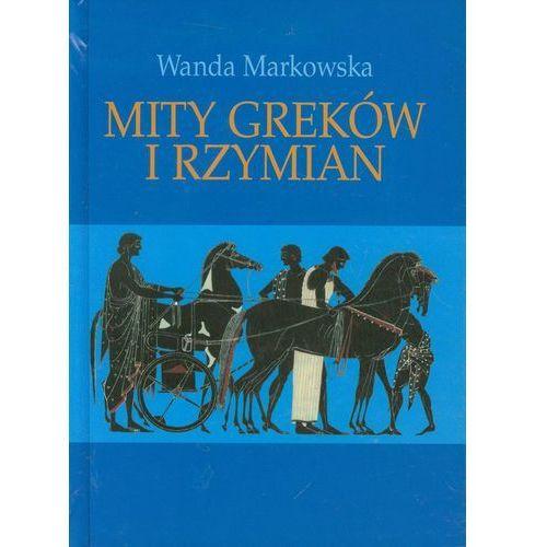 Mity Greków i Rzymian (436 str.)