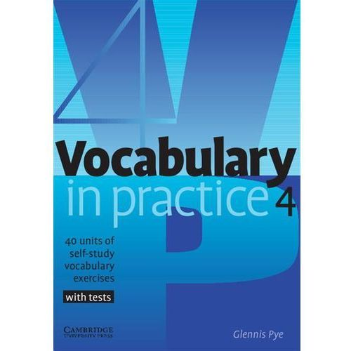 Vocabulary in Practice 4 (80 str.)