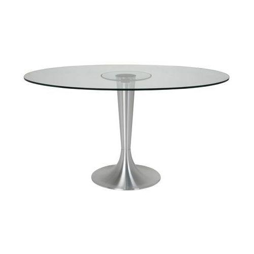 Kare Design Kare Design Grande Possibilita Stół Owalny Szklany 140x95cm (4025621728177) - produkt dostępny w sfmeble.pl