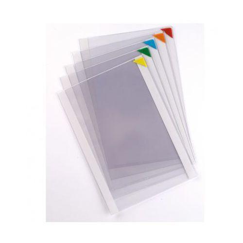 Samoprzylepne kieszenie z magnetycznym rogiem marki Tarifold