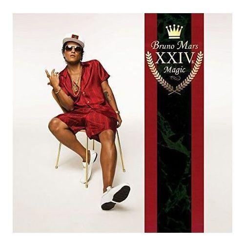 Warner music Xxivk magic - bruno mars (płyta cd)