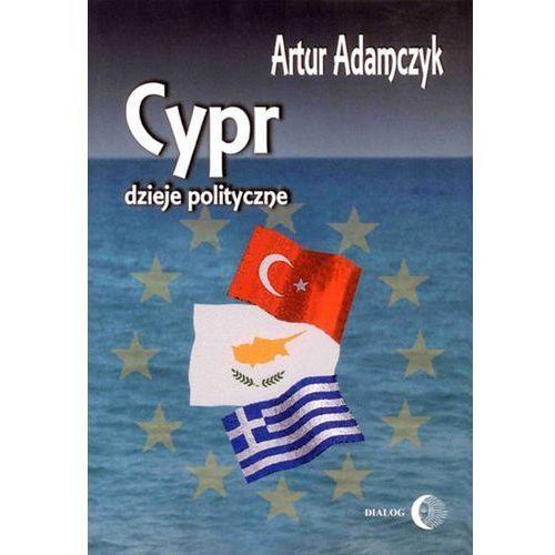 CYPR DZIEJE POLITYCZNE - EBOOK (451 str.)