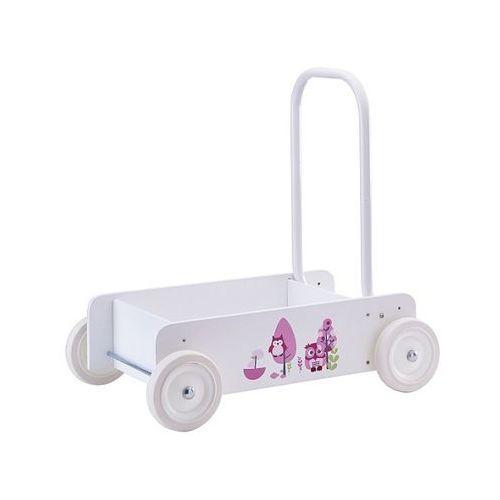 Kids Concept Pchacz Drewniany Różowy - sprawdź w Jedyny Sklep