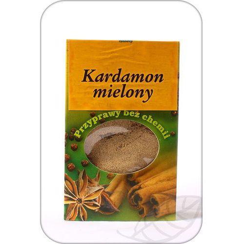 Dary natury (p): kardamon mielony - 50 g (5902741001924)