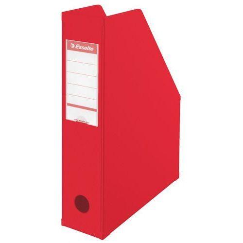 Pojemnik pcv składany vivida 56003 czerwony marki Esselte