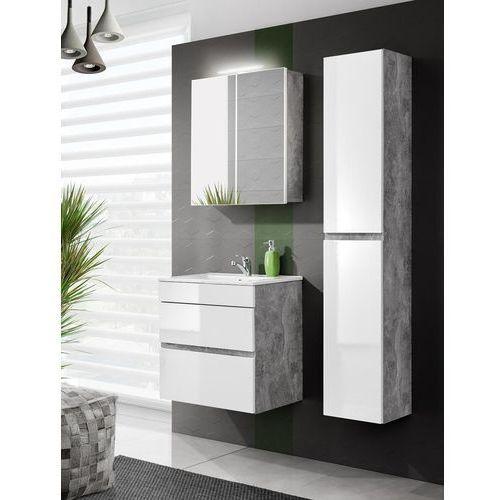 Comad Komplet mebli łazienkowych 60 cm, kolekcja atelier