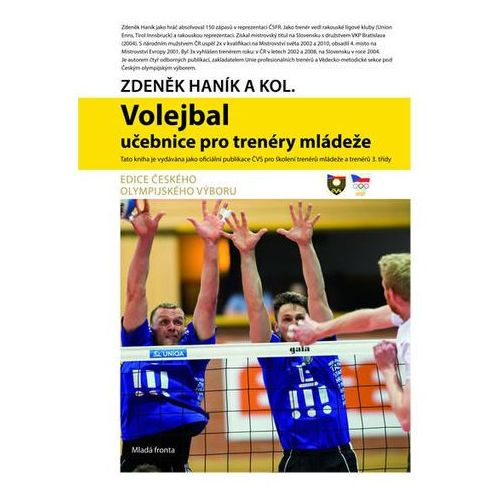 Volejbal – učebnice pro trenéry mládeže Eva Doležalová (9788020433800)
