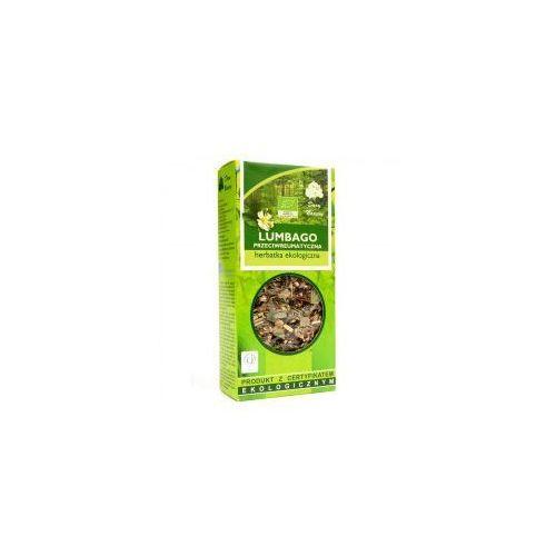Herbata Przeciwreumatyczna Lumbago 50g BIO DARY NATURY