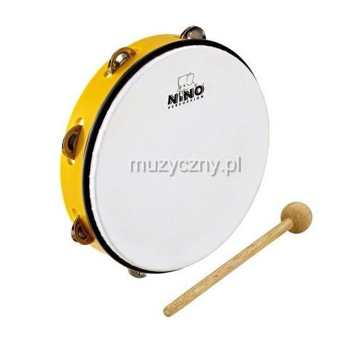Nino 24y jingle hand drum bęben ramowy 10″