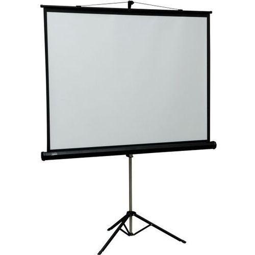 Ekran projekcyjny 195x145 cm (4:3) pop przenośny na trójnogu - x04022 marki 2x3